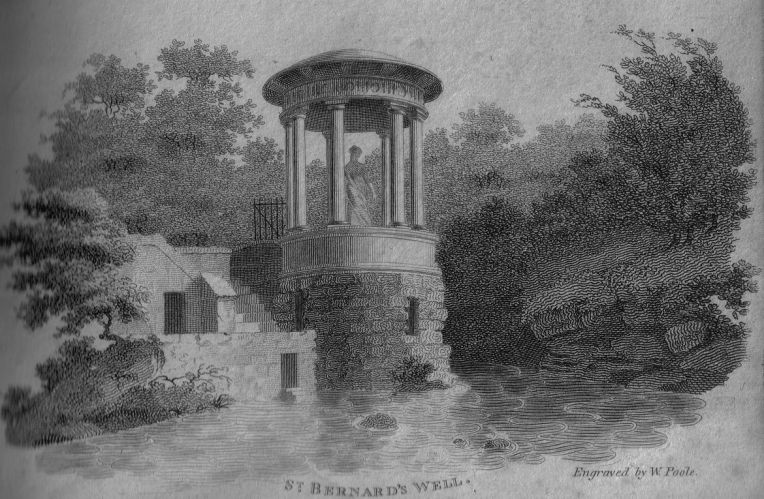 Saint_bernards_well